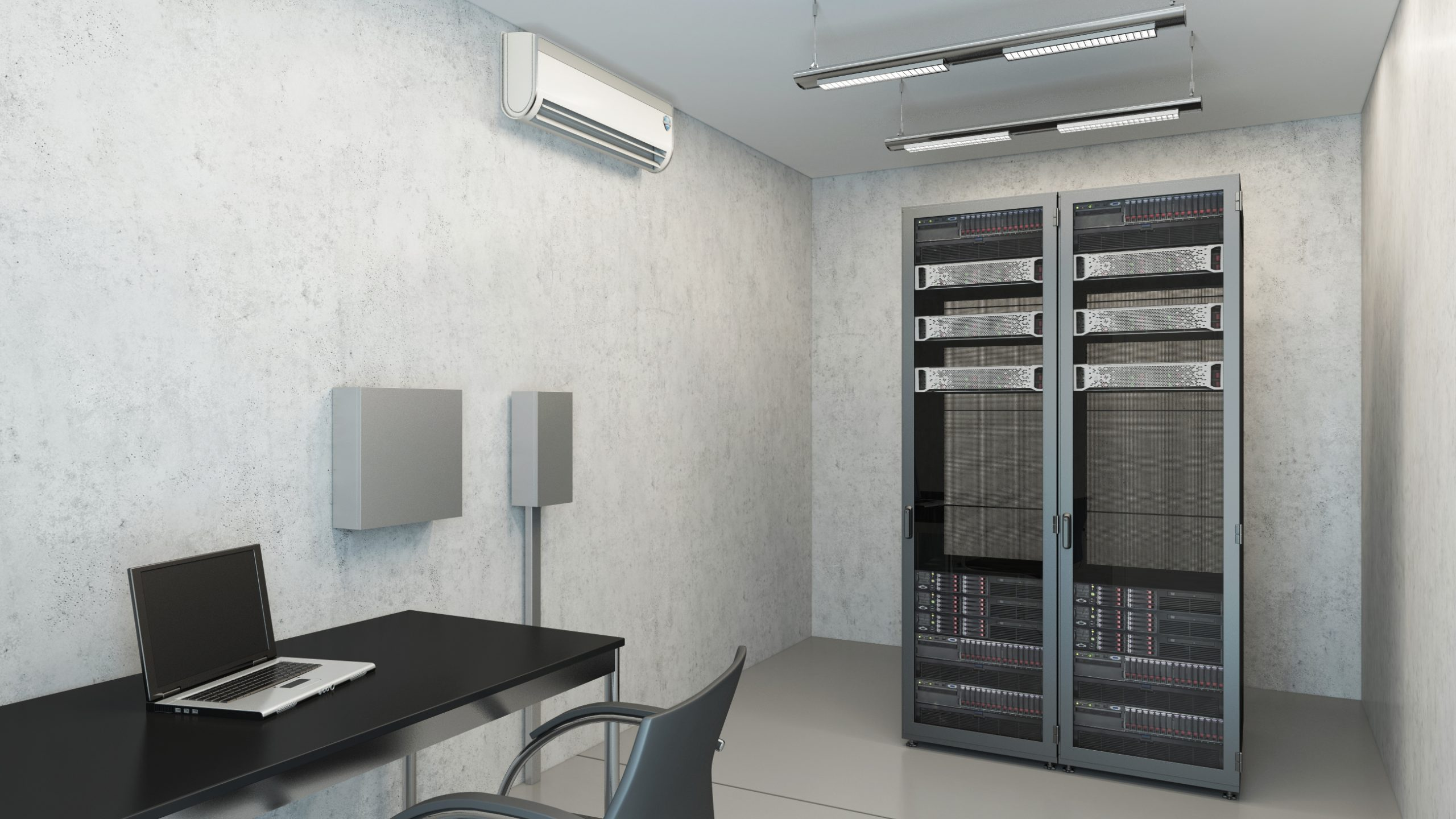 Computer Room Ac Design A Situation For Portable Ac